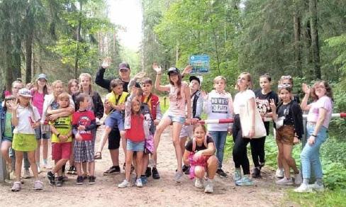 チェルノブイリの子どもたちの保養 in ベラルーシ
