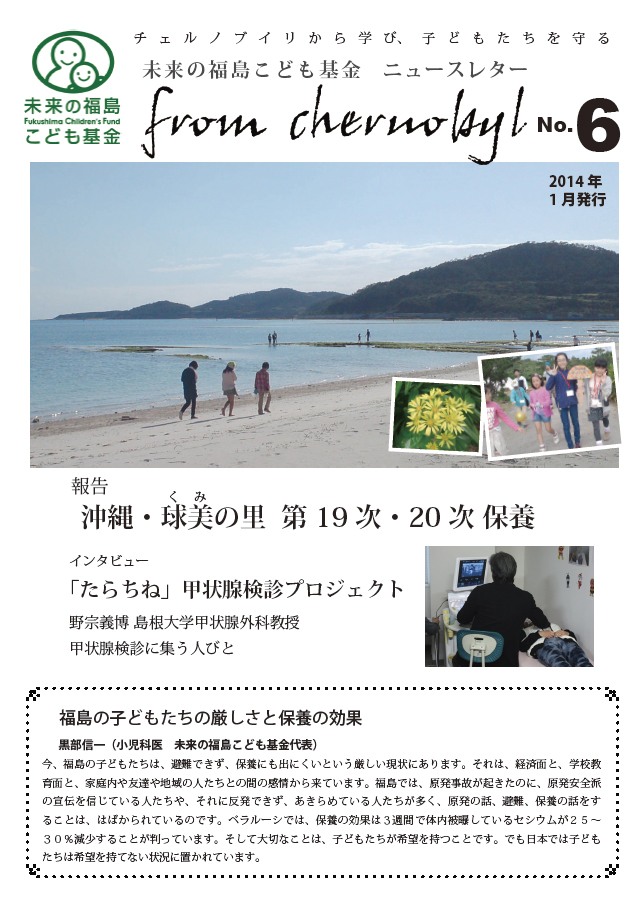 newsletter no6